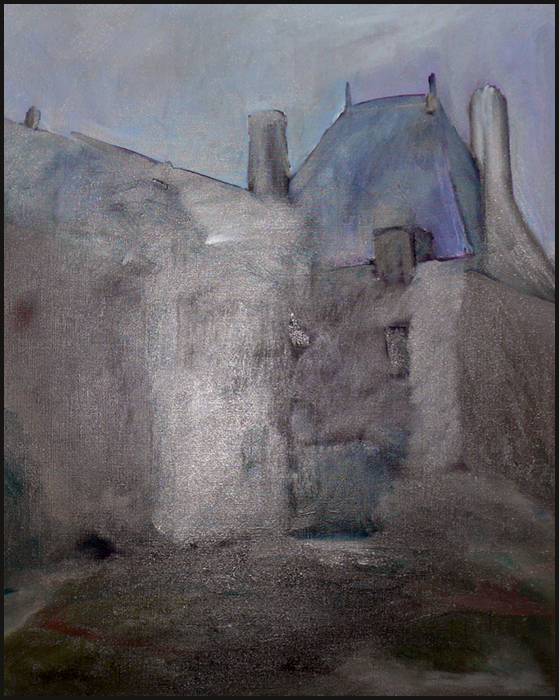 Rochefort Blue Roof